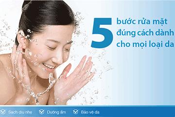 5 kiến thức cơ bản để có một làn da khỏe mạnh