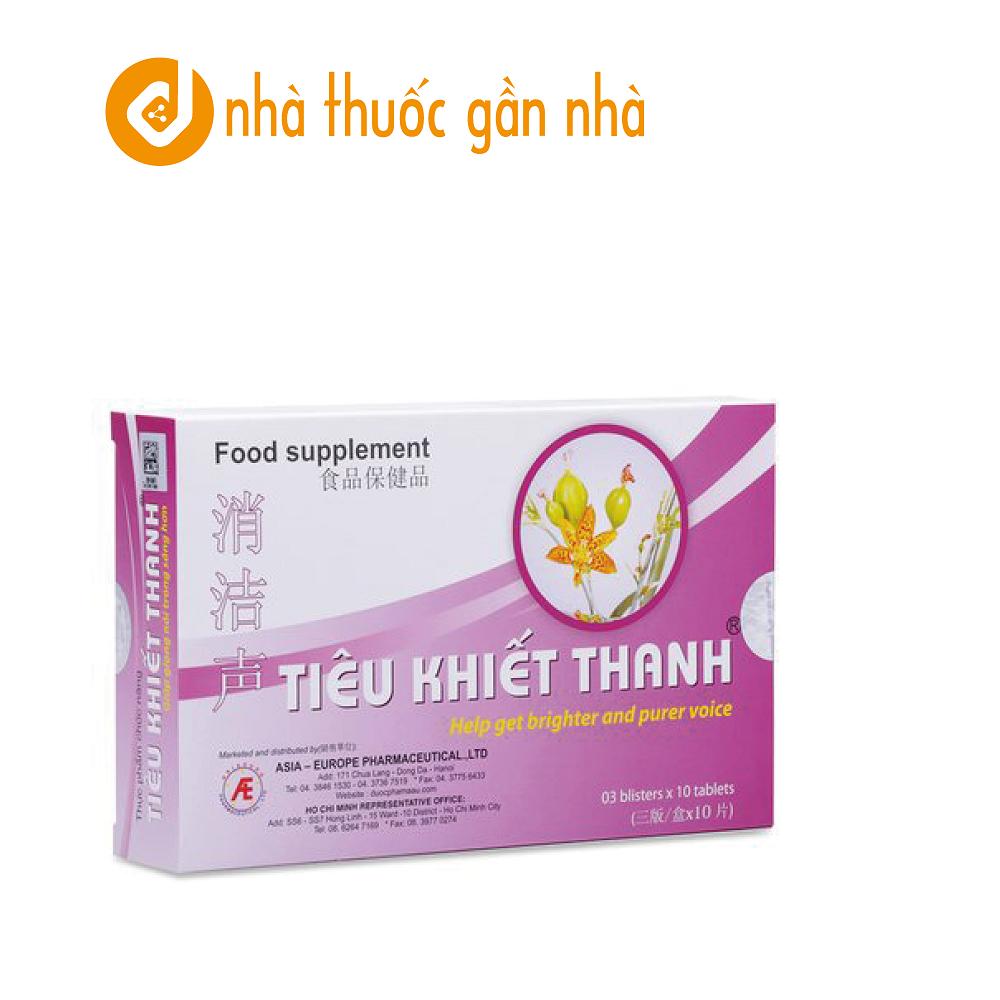 Tai - Mũi - Họng
